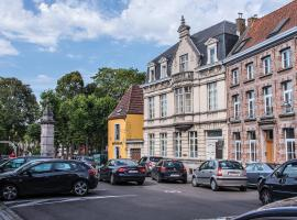 Hotel Saint Georges, apartment in Mons