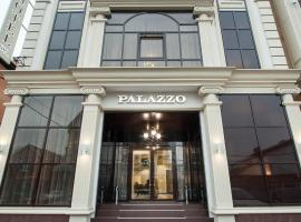 Hotel Palazzo Krasnodar, отель в Краснодаре