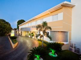 Hotel Sansaed, hotel near Centre, Cuiabá