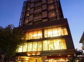 Hotel New Palace, hotel in Aizuwakamatsu