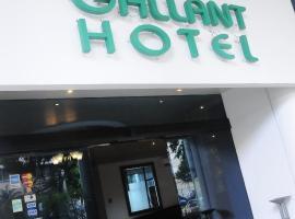 Gallant Hotel, hotel v destinaci Rio de Janeiro