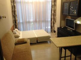 Апартаменты у моря, serviced apartment in Sochi