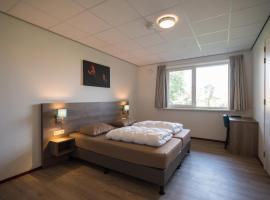 De Oranjerie, accessible hotel in Buren