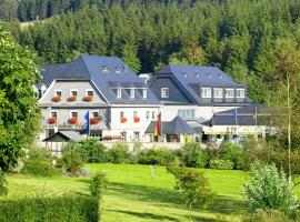 Landhaus Wacker, Hotel in Wenden