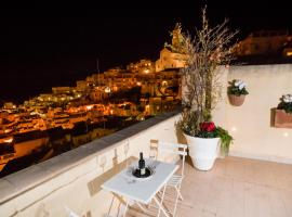 L'Incanto Luxury Rooms, bed and breakfast en Matera