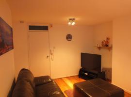 The Villa, apartment in Glasgow