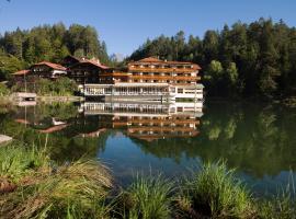 Parkhotel Tristachersee, Hotel in der Nähe von: Zettersfeldbahn, Lienz
