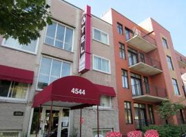 Hôtel Park Avenue, hotel near Saint Joseph's Oratory, Montreal