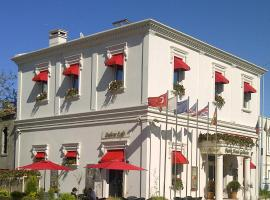 Hotel Gelibolu, hotel in Gelibolu