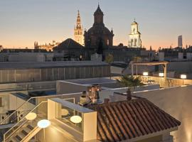 Hotel Rey Alfonso X, accessible hotel in Seville