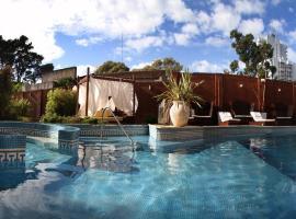 Bagu Pinamar Hotel & Spa, hotel en Pinamar