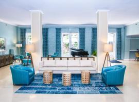 Dorchester Hotel & Suites, hotel near Holocaust Memorial, Miami Beach