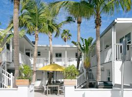 Inn on the Beach, hotel near Treasure Island Golf Tennis Recreation Center, St Pete Beach