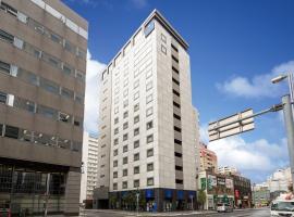 HOTEL MYSTAYS Sapporo Station, отель в Саппоро