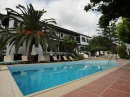 Elli Hotel, отель в Скопелосе