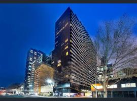 Aura on Flinders Serviced Apartments, hotel in Melbourne