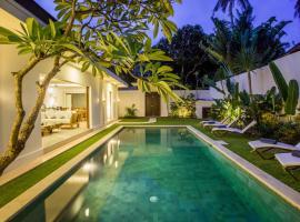 Deluxe Kamboja Villa, villa in Seminyak