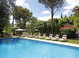 Le Pigonnet - Esprit de France, hotel in Aix-en-Provence