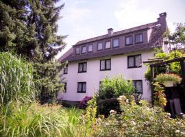 Hotel Zur Flora, pet-friendly hotel in Essen