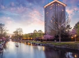 Hotel Okura Amsterdam – The Leading Hotels of the World, hotel in Amsterdam