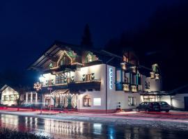 ride & relax Aparthotel Schwarz, hotel in Eben im Pongau