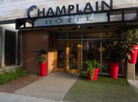 Hotel Champlain, hotel in Quebec City