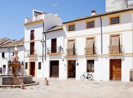 Las Casas del Potro, villa in Córdoba