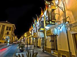 Hotel La Pinta, hotel en Palos de la Frontera