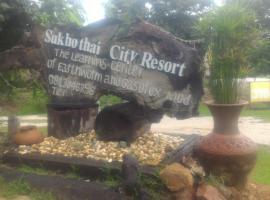 Sukhothai City Resort, resort in Sukhothai
