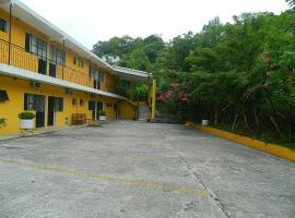 Hotel Arenas, hotel en Papantla de Olarte