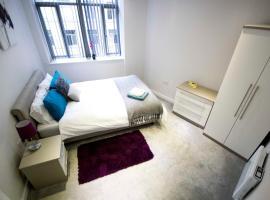 StayZo - Grattan Mills - 3, apartment in Bradford