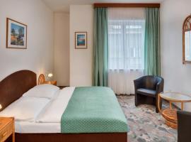Hotel Otar, hotel v Praze