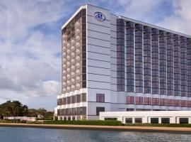 Hilton Houston NASA Clear Lake, hotel in Seabrook