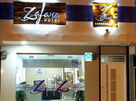 Zafara Hotel, hotel en Santa Marta