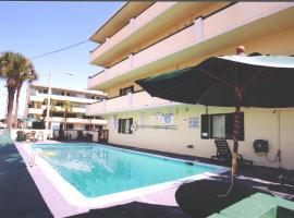 Happy Holiday Motel, hotel in Myrtle Beach