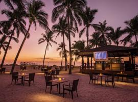 DoubleTree by Hilton Fiji - Sonaisali Island, hotel in Nadi