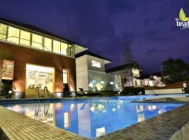 The Leaf Munnar, accessible hotel in Munnar