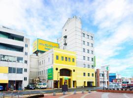Hotel Select Inn Nishinasuno, hotel in Nasushiobara