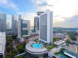 Pan Pacific Singapore (SG Clean, Staycation Approved), spa hotel in Singapore