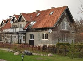 Nidos burė, hotel near Ethnographic Cemetery And Christenings in Nida, Nida