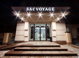 Hotel Sacvoyage, hotel near The Palace of Siemienski-Lewickis, Lviv