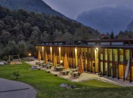 Familienhotel Campagna, hotel in Frasco