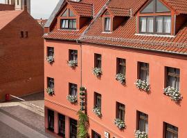 Hotel-Pension Am Schwanenteich, hotel in Lutherstadt Wittenberg