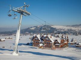 Hotel Zawrat Ski Resort & SPA, hotel near Grapa Litwinka 1 Ski Lift, Białka Tatrzanska