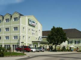 Hotel Wirt im Feld, Hotel in Steyr