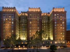 The Skirvin Hilton Oklahoma City, hotel in Oklahoma City