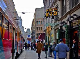 Hotel Rio, hotel in Milaan