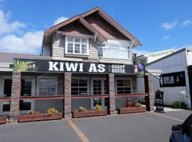 Kiwi As Guest House, homestay in Rotorua