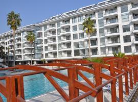 Aqua Apartment, отель в городе Аланья
