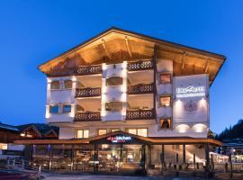 Hotel des Alpes, hotel in Samnaun
